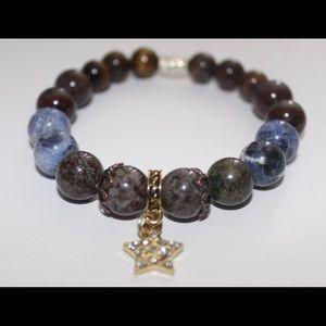 Jewelry - Bracelet - talisman. All natural Stones 🌿